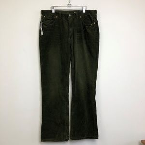 NWT Polo Ralph Lauren Brown Corduroy Pants